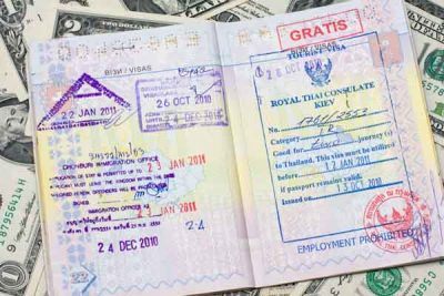 Tourist visas are easy to obtain